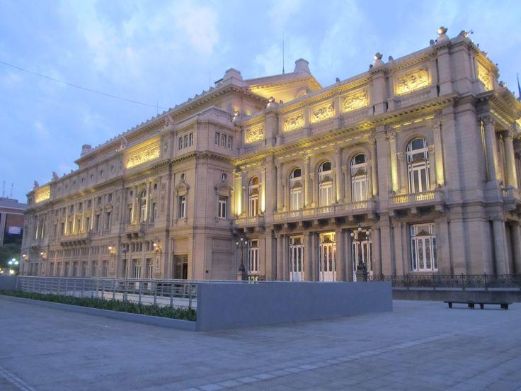 Teatro Colon Buenos Aires, Argentina