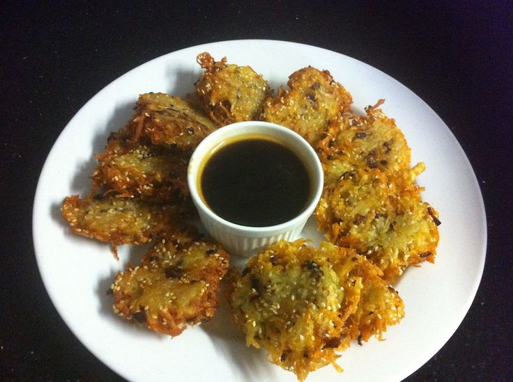 Potato Pancakes! Check out our video!