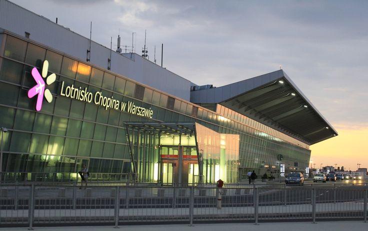 Warsaw Chopin Airport (WAW) in Warszawa, Województwo mazowieckie