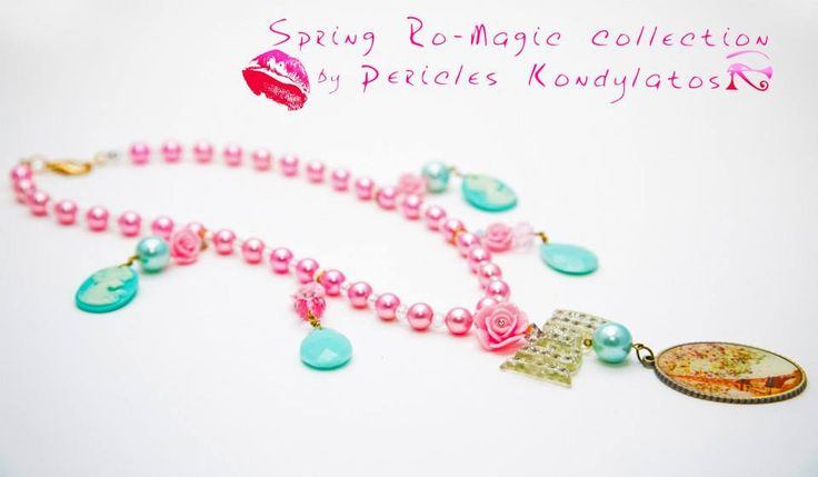 """Spring Ro-Magic"" collection by Pericles kondylatos Available at: Vassilis Zoulias Boutique:  4 Akadimias str. Kolonaki  - Athens   Vassilis Zoulias Boutique:  Oia  - Santorini"