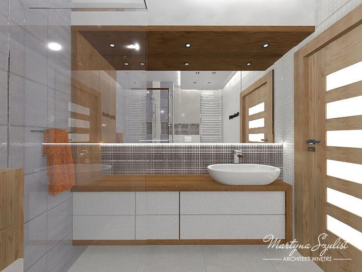 Projekt łazienki w Poznaniu