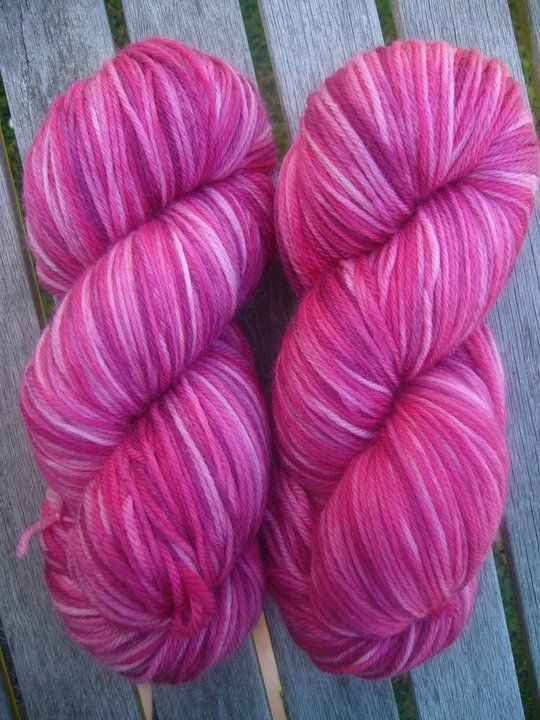 Raspberry Twist - Pink, Pink, and more Pink | Red Riding Hood Yarn