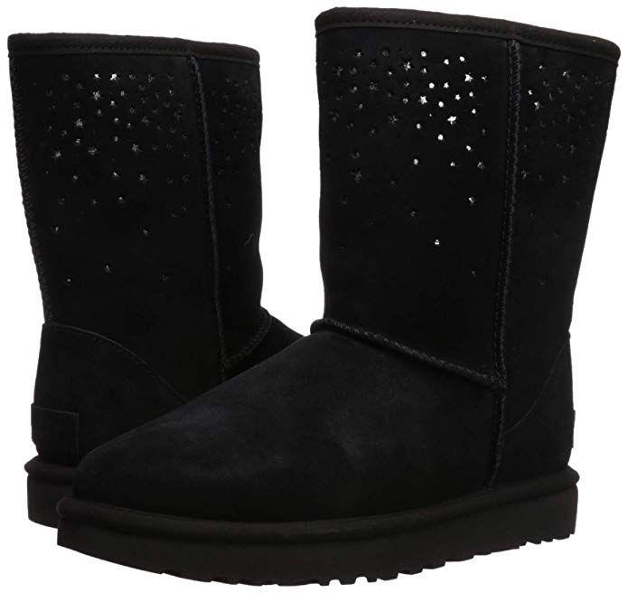 7a348ef47c5341 UGG Women s W Classic Short Stargirl Fashion Boot