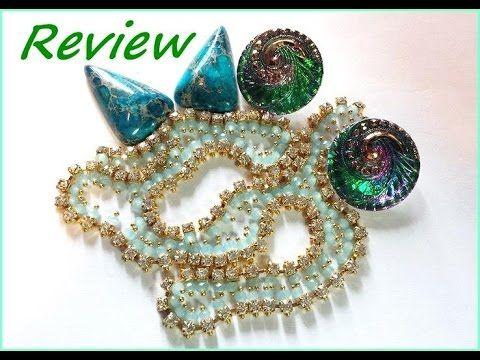 Recensione Royal Stone, materiale per creare gioielli fatti a mano. - YouTube