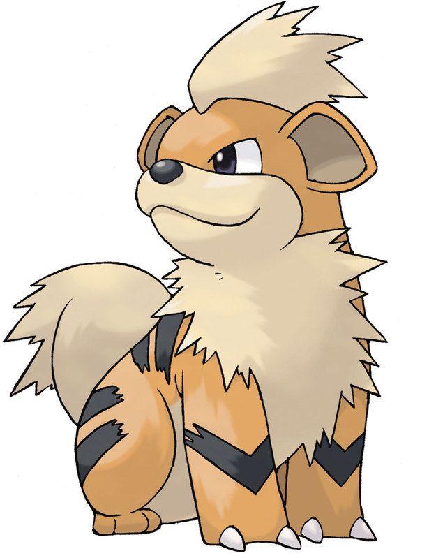 Growlithe | The Definitive Ranking Of The Original 151 Pokémon