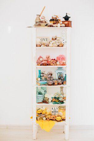 Шкаф со сладостями