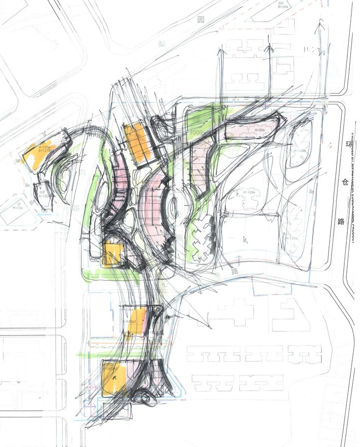 Master Plan Drawings: 94 Best Architecture Sketches L Randy Carizo Images On