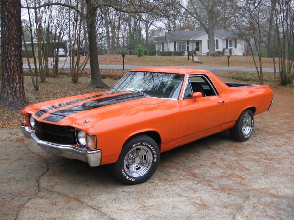 1972 chevy el camino ss find parts for this classic. Black Bedroom Furniture Sets. Home Design Ideas