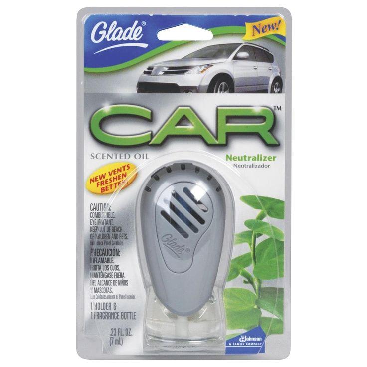 Glade Neutrl Car Air Freshener