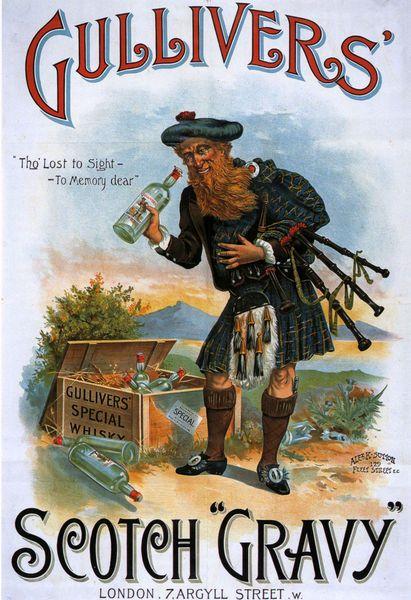 "Gullivers' Scotch ""Gravy"""