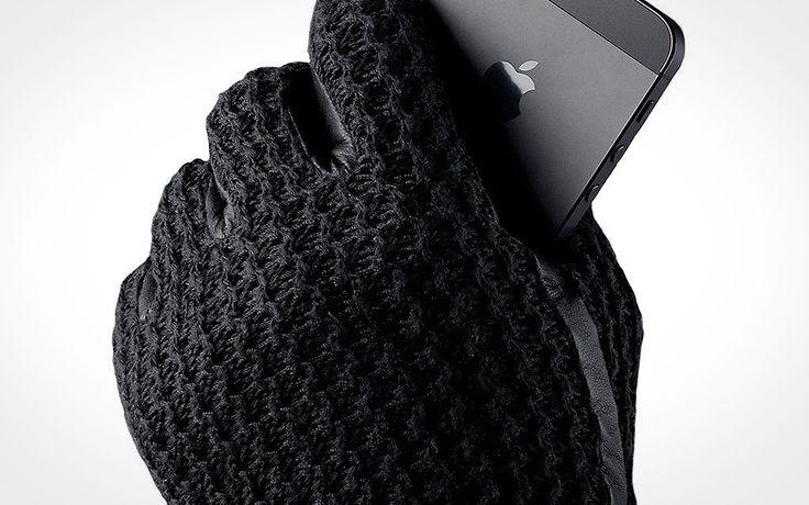 Muujo Touchscreen Handsker
