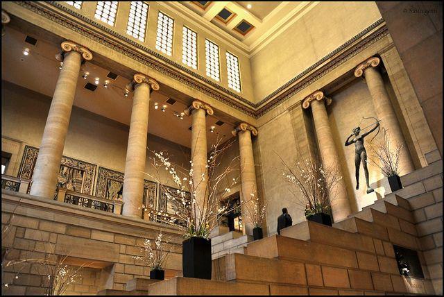 Philadelphia Museum of Art   Trivium Art History