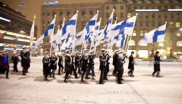 Ann-Kristina Al-Zalimi, finland's independence day, 6.12, finland's independence day 6. 12, national day, finland, mannerheimintie, mannerheim road, helsinki