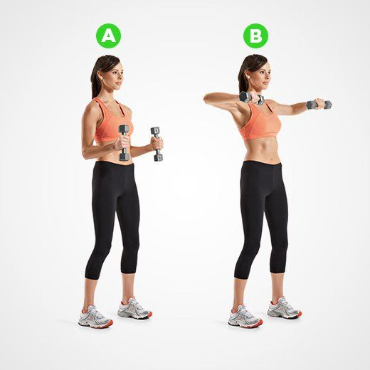 Seated Rear Lateral Raise  http://www.womenshealthmag.com/fitness/the-best-shoulder-workout