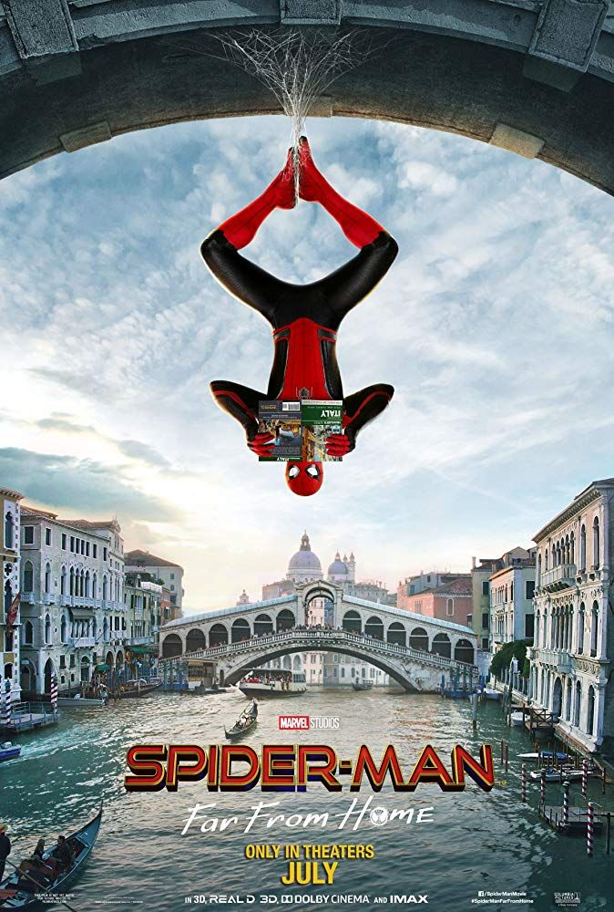 Spider-Man: Far From Home – Poster