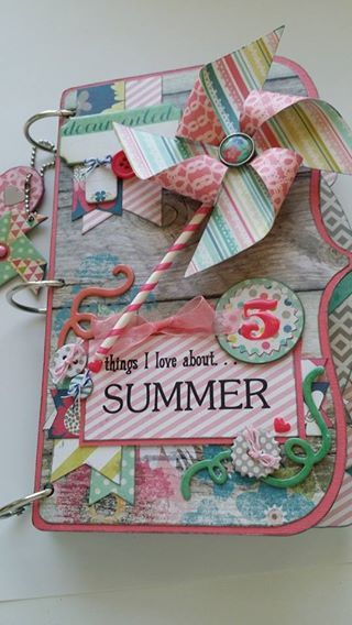 5 Things I Love About Summer - Scrapbook.com