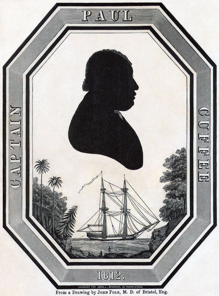 "Biracial ship captain Paul Cuffe, a key figure in the ""Return to Africa"" movement of the early 1800's. Pro-slavery whites saw free Negroes as a danger, and many anti-slavery whites feared the creation of a subordinate population. Thomas Jefferson said, 'we have the wolf by the ears, and we can neither hold him, nor safely let him go.' For many, the solution was African colonization - sending freed slaves to Africa. Fascinating story at the click."