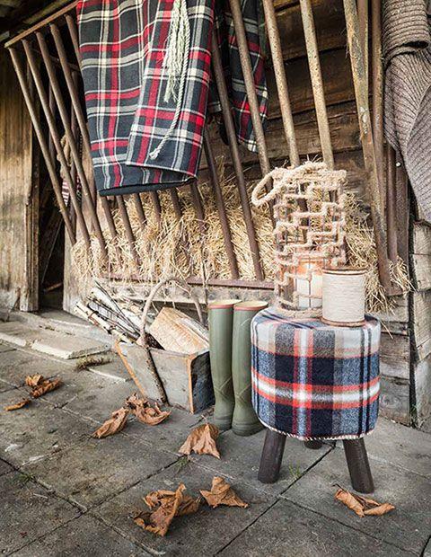 Walter Van Gastel - Countrystijl in de schuur - Foto Landelijk Wonen, Fotograaf Claude Smekens - Styliste Marie Masureel