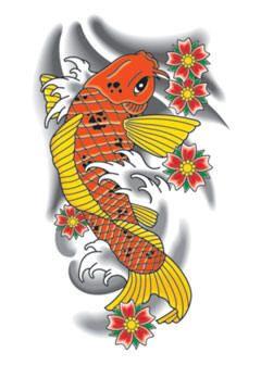 japanese tattoo designs | Koi Tattoos | Tattoos, Tattoo Designs, Videos, Ideas, Flash & Online ...