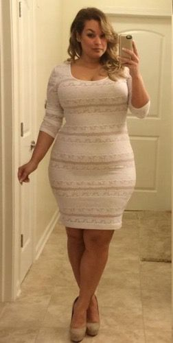 Laura Lee - Sexy Plus Size Model