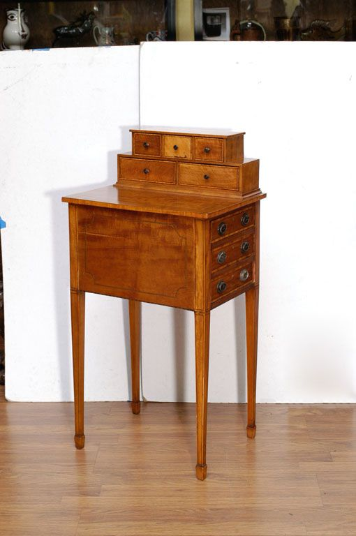 Adams Style Small Writing Desk | From a unique collection of antique and  modern desks and