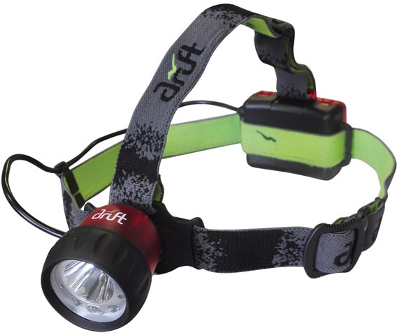 Drift Headlamp LED 1 Watt Deluxe  $35.00