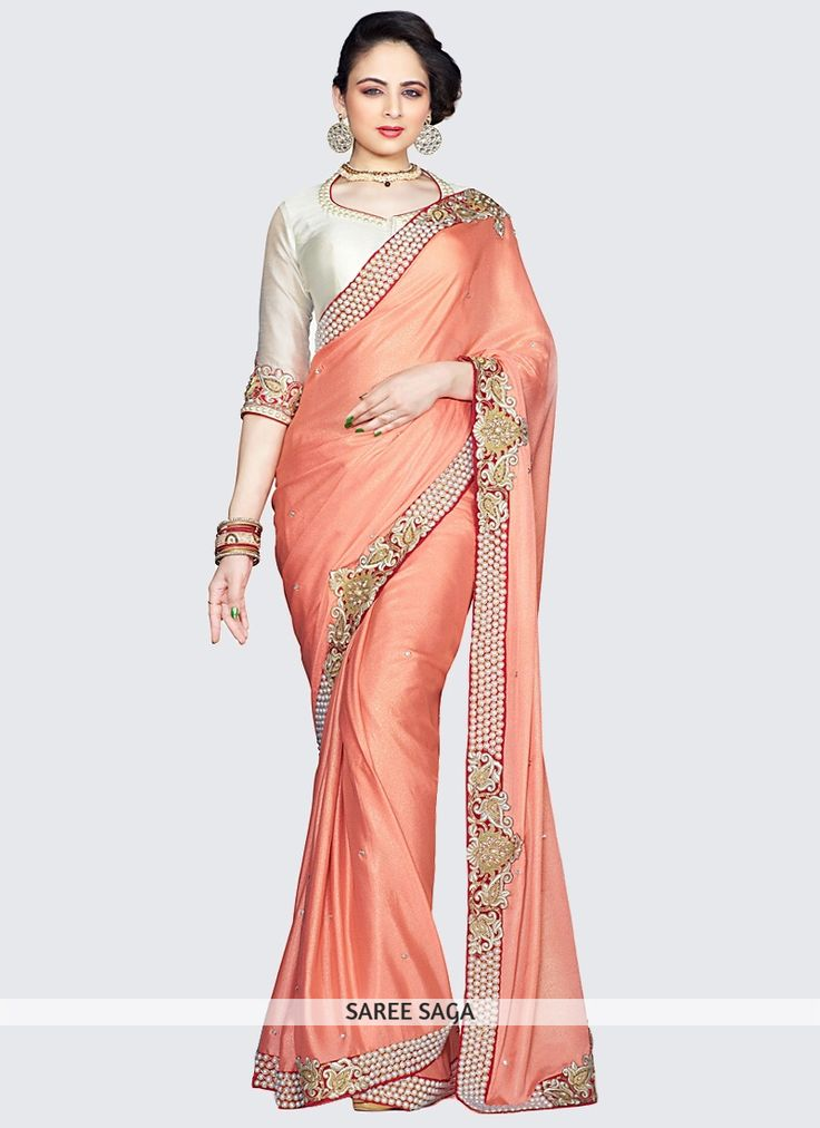 Image from http://www.sareesaga.com/image/large/melody-orange-faux-georgette-party-wear-saree.jpg.