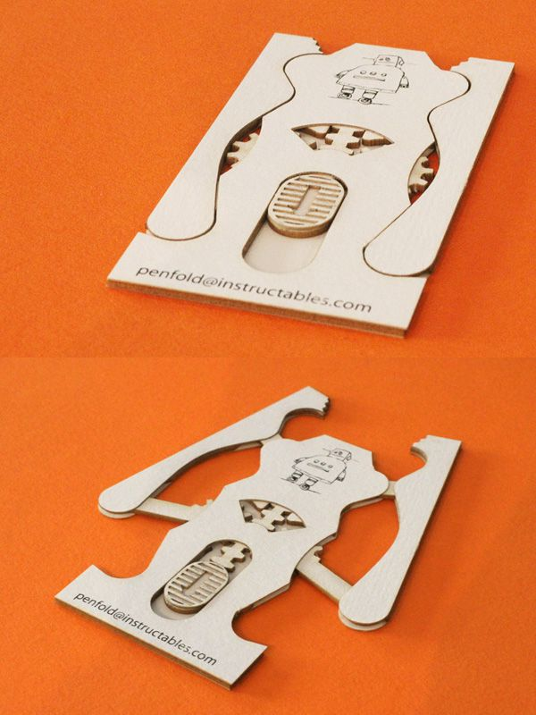 105 best Cut Business Cards images on Pinterest | Visual identity ...