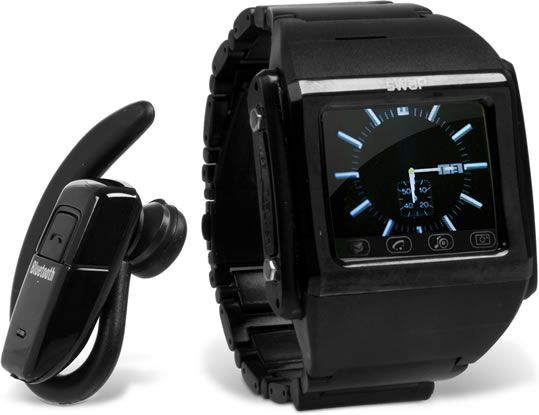 watch mobile cell phone bluetooth spy camera 910