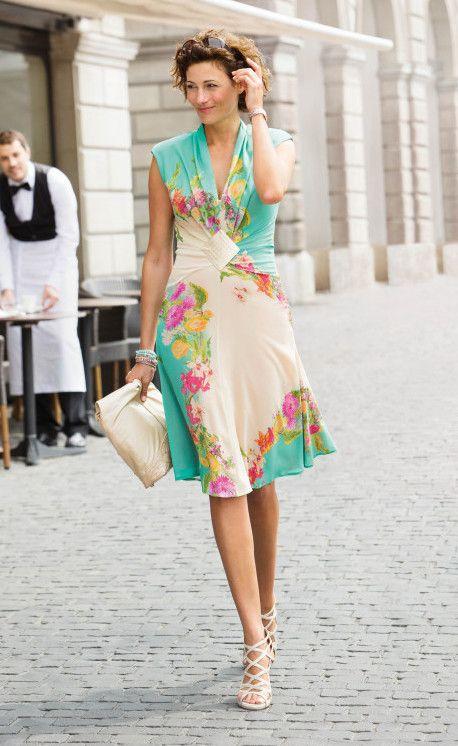 Free summer dress pattern