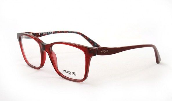 Rote Vogue VO2907 2257 Brille.