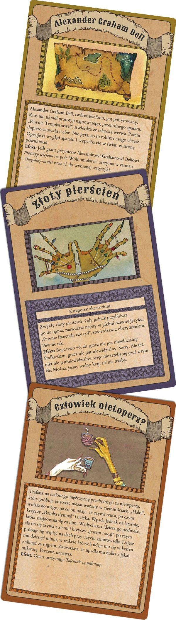 Wspieram.to: PENNY DREADFUN: Duchy, Demony, Dickensy #gryplanszowe #planszówki #bezprądu #boardgames