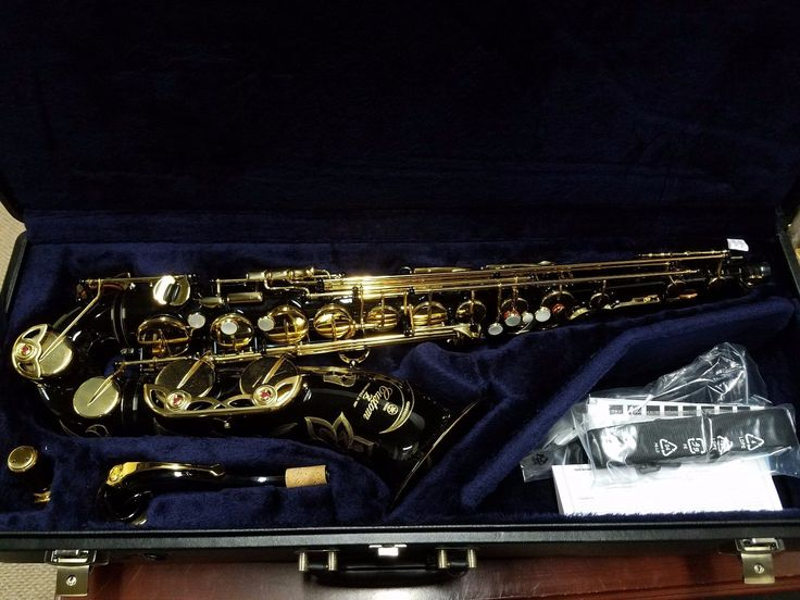 Yamaha 82ZII Tenor Saxophone Black Lacquer