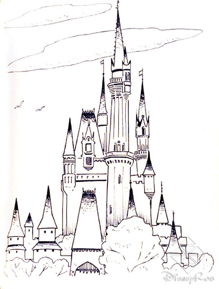 Frozen Cinderella Castle