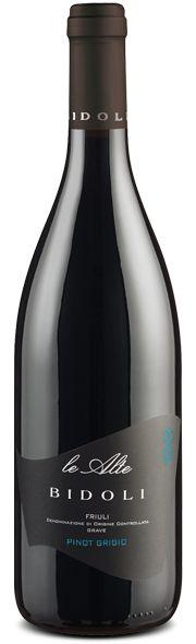 #Pinot #Grigio - Bidoli #Vini by #Francescon & #Collodi #Italy #etichette_vino