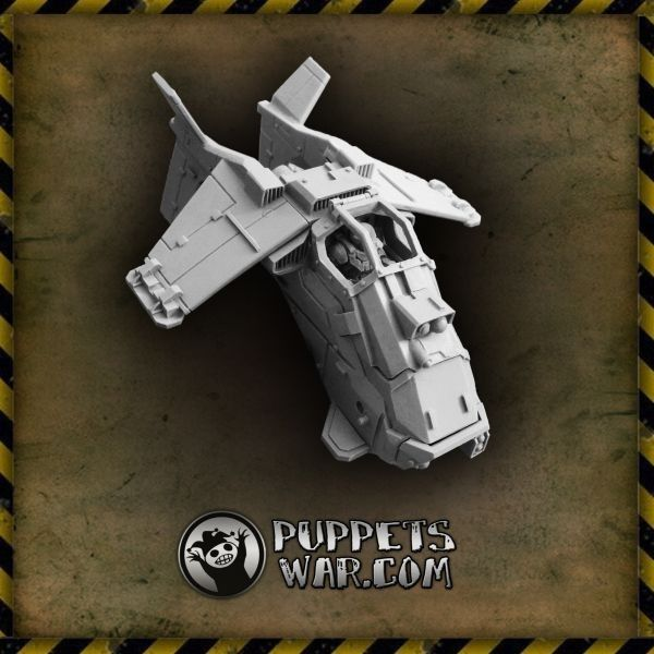 Rule the skies! https://puppetswar.eu/product.php?id_product=192