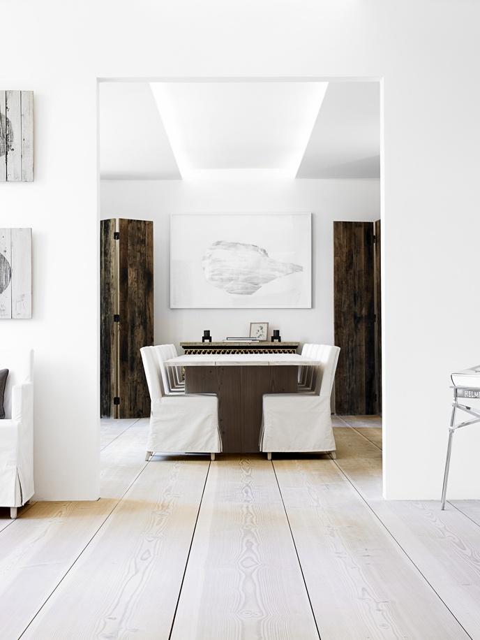 Dinesen. Private residence, Copenhagen | Anouska Hempel.