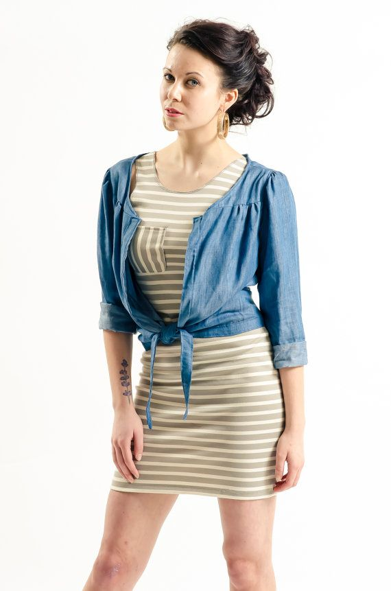 Cambray Tie Top by KandisIvy on Etsy, $70.00