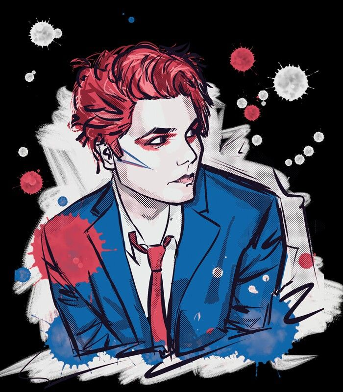 Gerard Way- Hesitant Alien