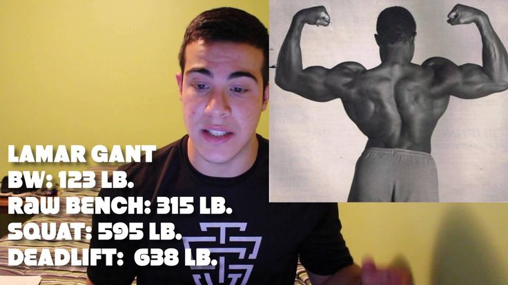 World Record IPF Powerlifter with SCOLIOSIS - Lamar Gant
