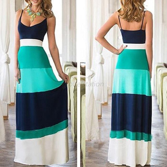 vestidos de modal largos verano - Buscar con Google