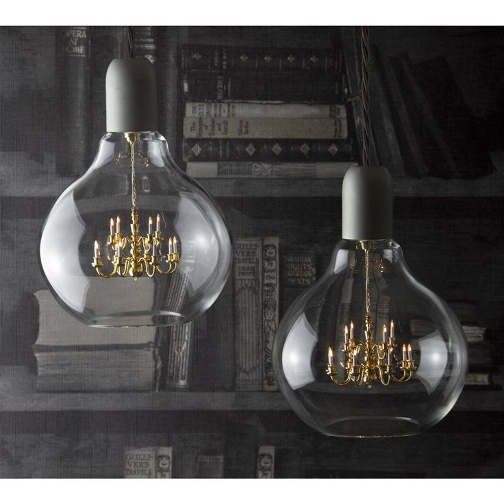 King Edison Silver Pendant Lamp | Ceiling Light