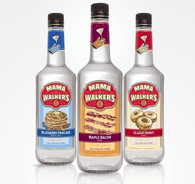 Mama Walker's Breakfast-Inspired Liqueurs, $13.79