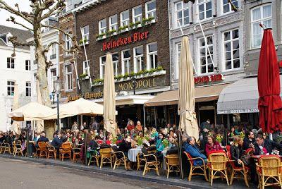 Norske reiseblogger: Gatelangs i sjarmerende Maastricht - Nederland