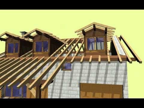 Resultado de imagen para construccion de mansardas