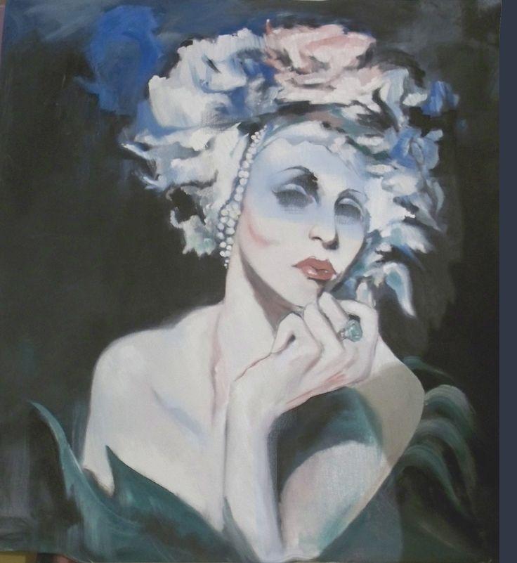 Painting by F.J.W. Toronto fjwatson@bell.net