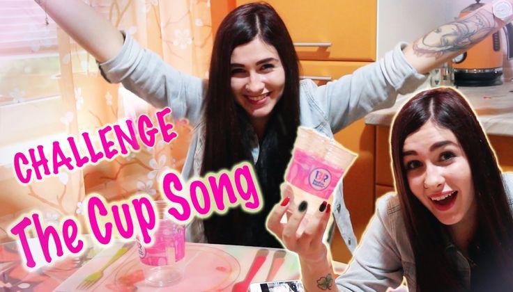 Challenge: The Cup Song | Вызов Принят: Стакан Песня!