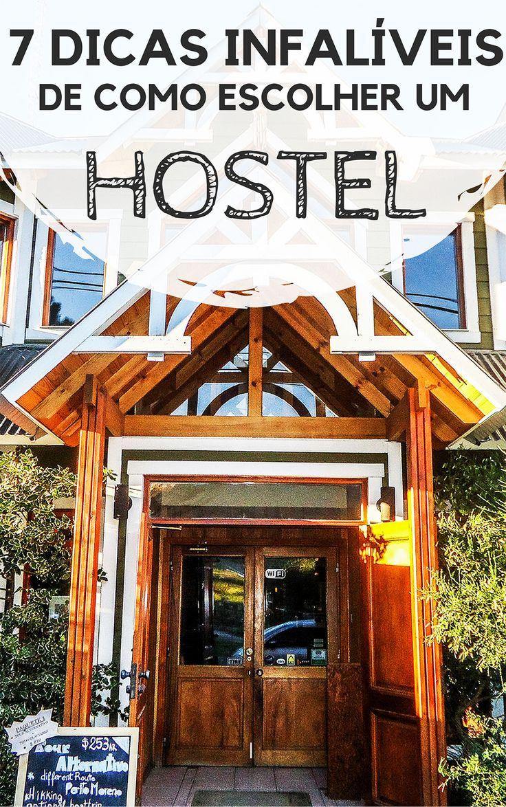 7 dicas infalíveis de como escolher um hostel para a sua viagem. Descubra quais critérios você deve analisar para não fazer uma escolha errada na hora de definia a sua acomodação.