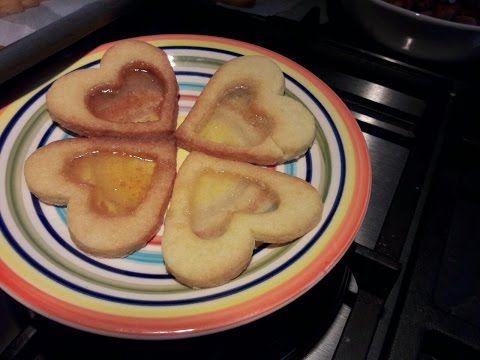 Ricetta dei biscotti di vetro by YouDolci.com - YouTube