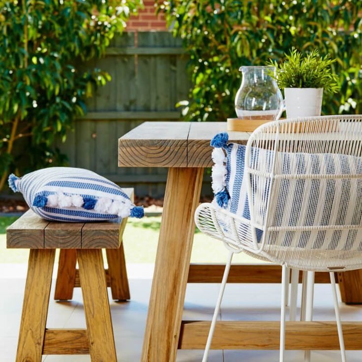 The Life Creative interiors outdoor room design